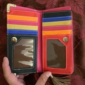 Handbags - Colorful Wallet